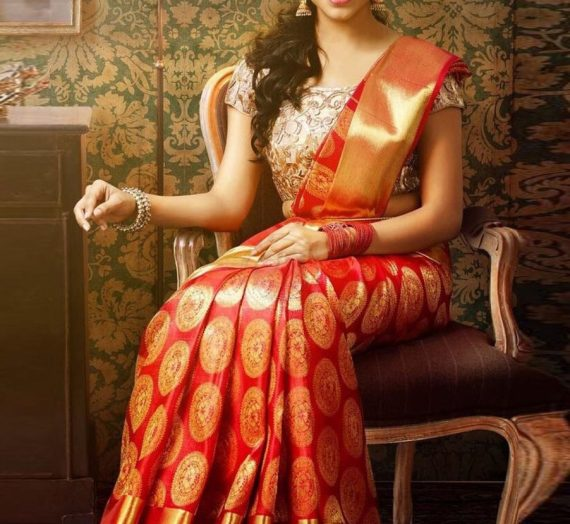 Enchanted South Indian Silk Sarees On Sale