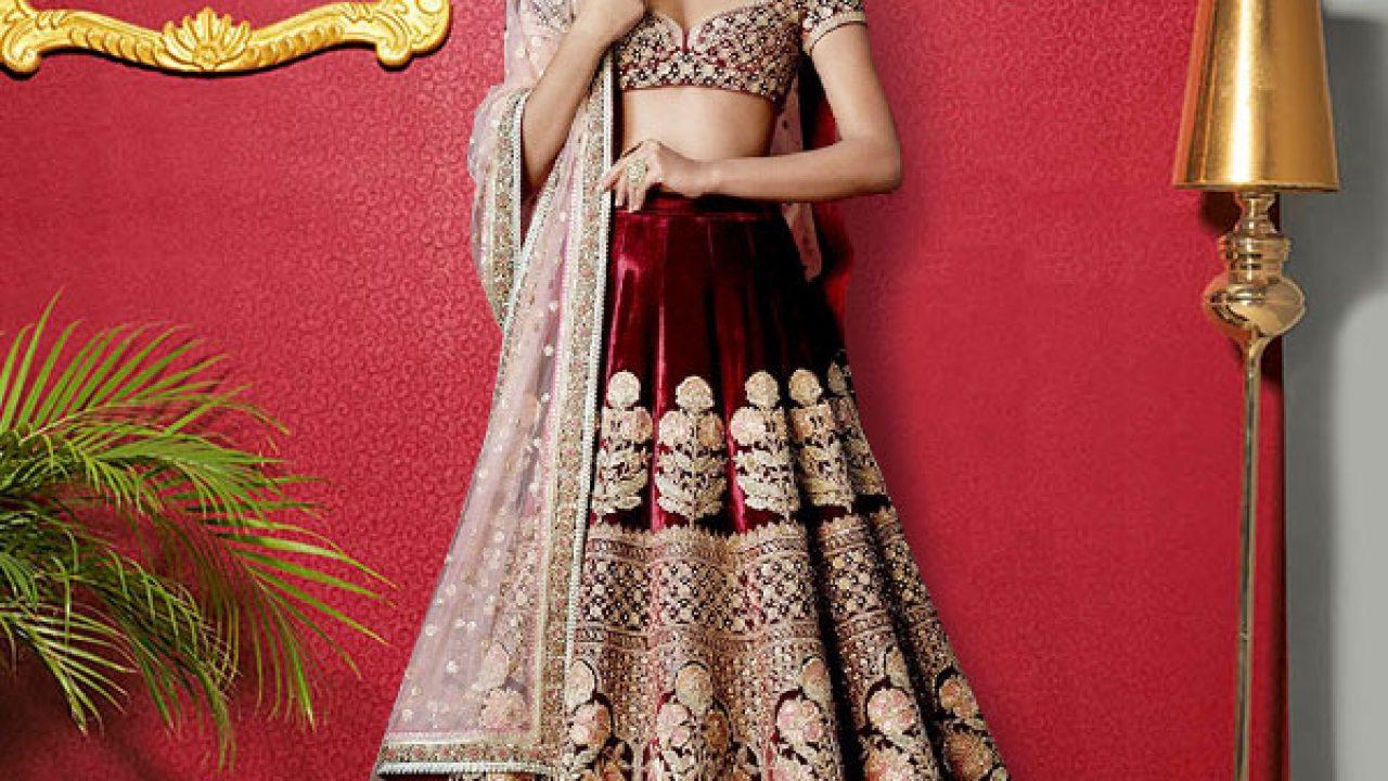 Beautiful Indian Wedding Dresses For A Big Fat Wedding Shopkund
