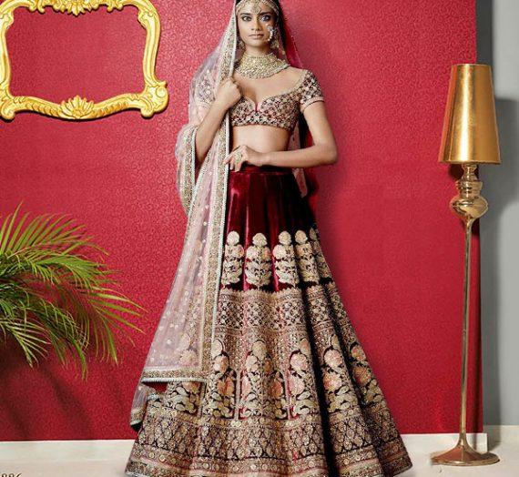 Beautiful Indian Wedding Dresses For A Big Fat Wedding