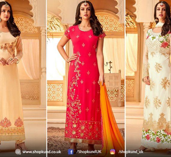 5 Best Eid Inspiring Looks In Designer Salwar Suits