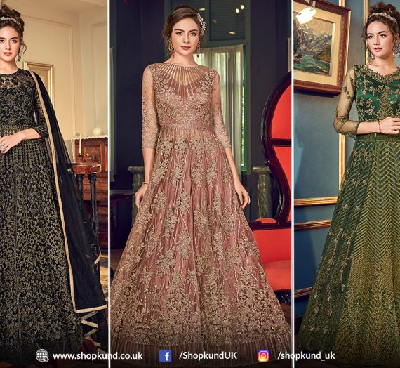 Top 5 Designer Anarkalis For Women To Wear During Eid
