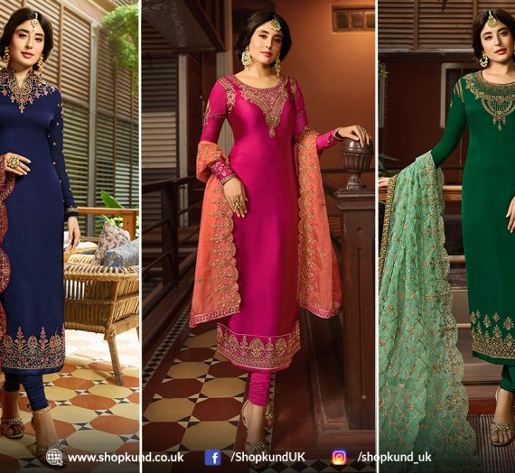 5 Perfect Churidar Suit Sets For Monsoons