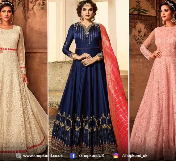 Designer Anarkalis to Look Gorgeous This Wedding & Festive Season
