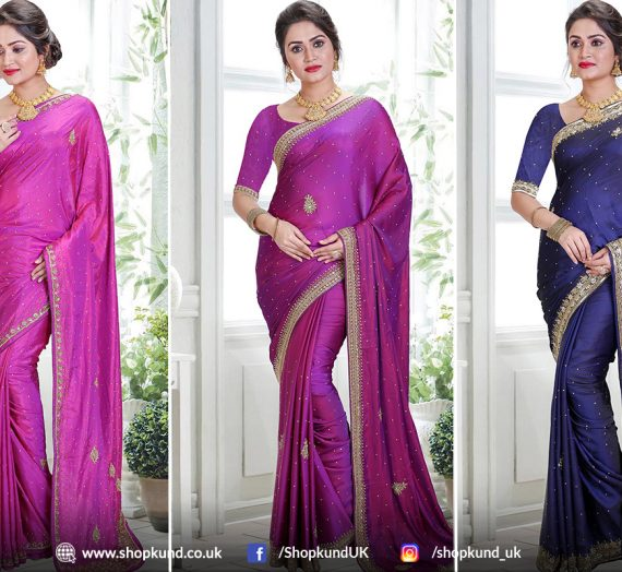 Facts To Know About Indian Wedding Sarees