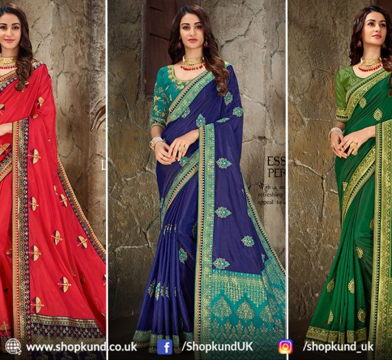 5 Reasons For Indian Saree To Be The Best Attire For Every Woman