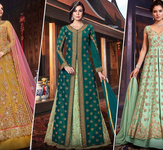 What Goes Best with Anarkali Suits? Buy Online Anarkali Accessories