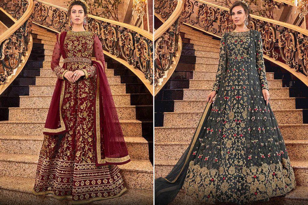 Pakistani Anarkali Suit