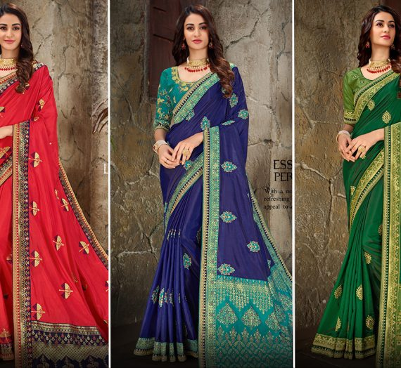 How to Decide Banarasi Sarees for Wedding