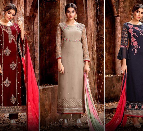 How to Choose the Perfect Wedding Salwar Kameez for Your Body Type