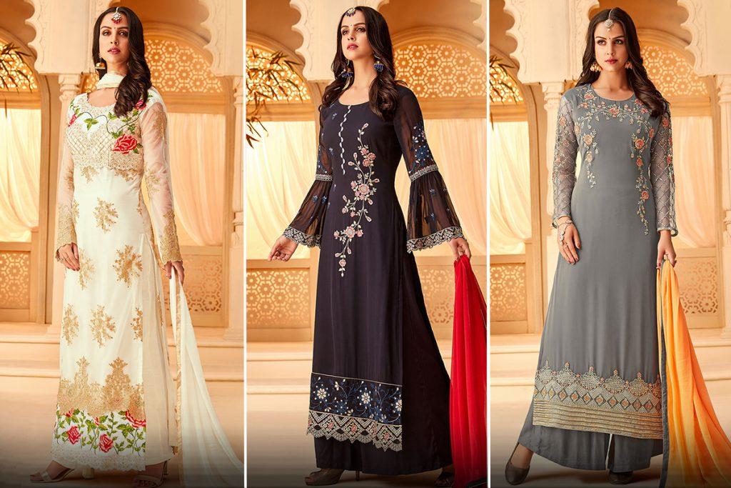 latest pakistani suits online