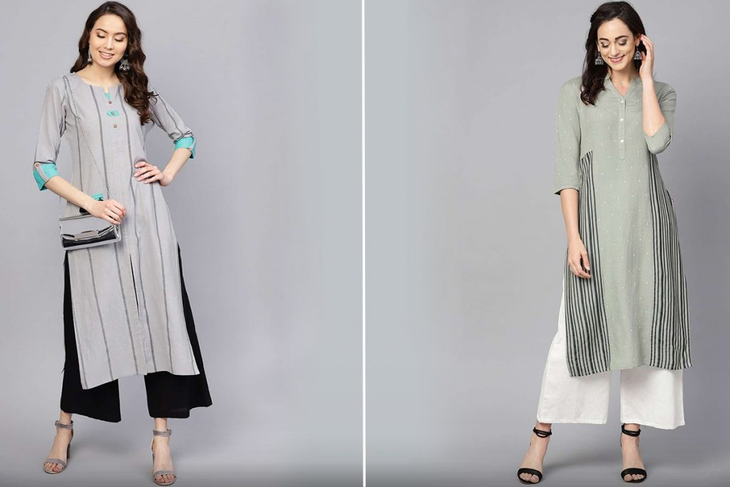Vertical design suits