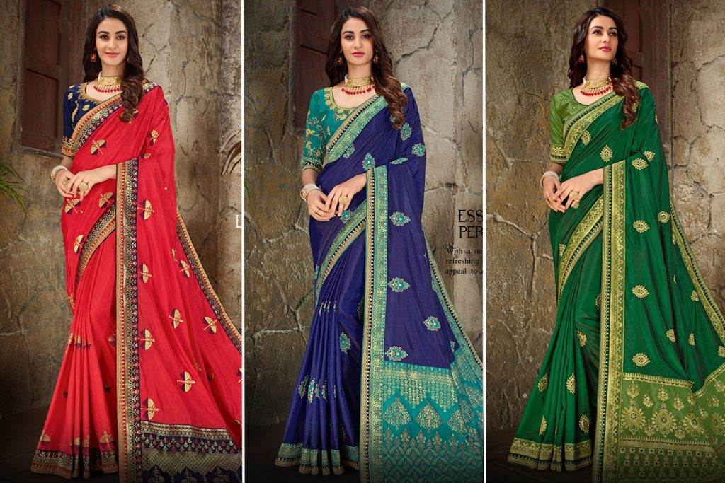 Designer saree uk