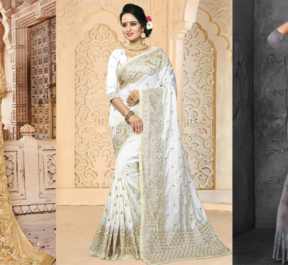 How to Drape a Saree Perfectly
