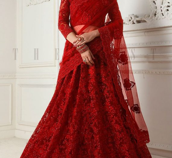 Bridal Lehenga Choli – the special look for the wedding season