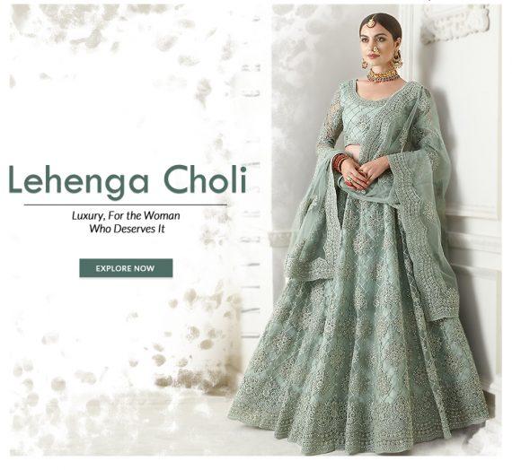 5 Point Guide to Buy Indian Designer Lehenga Choli