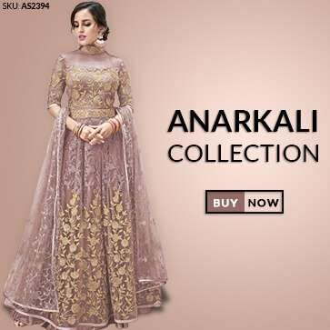 Bright & Colourful Anarkali Salwar Suits For Different Occasions