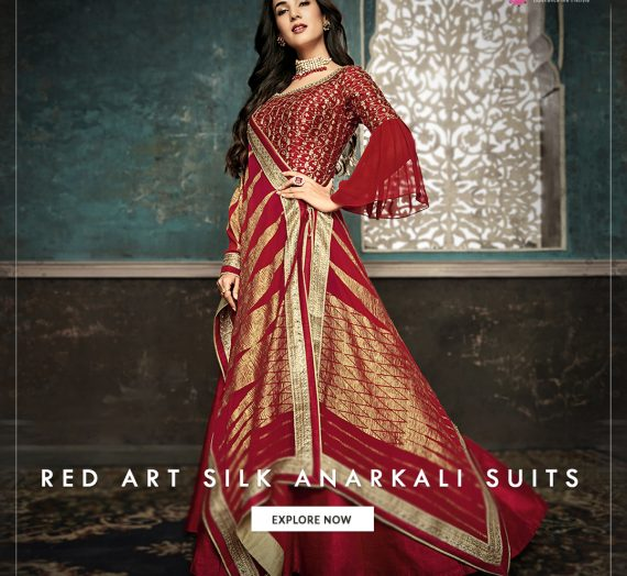 Why Anarkali Salwar Kameez Is So Much Appreciable?