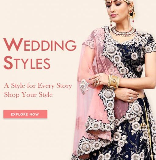 Latest Trend in Banglori Silk Bridal Lehenga Choli