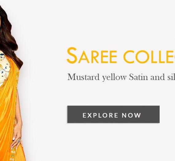 Mystical Aura of Banarasi Georgette Saree in the Sassy World