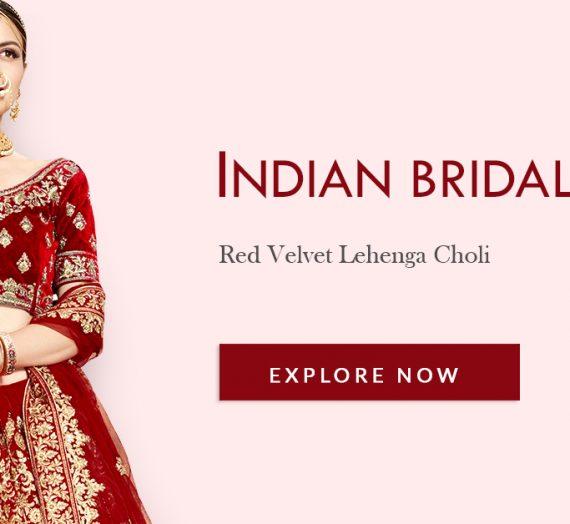 Most Popular Indian Bridal Dress Appearances