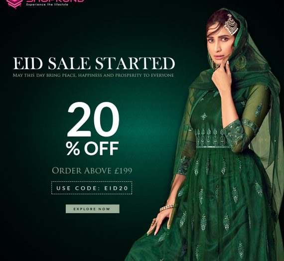 7 Top Designer Eid Dresses For Women In 2021
