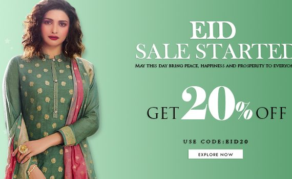 Check the New Trendy Salwar Kameez for this Eid 2021